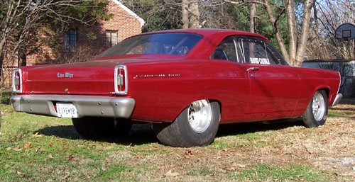 Ford Racing Parts >> Dave Caudle's 66 Fairlane